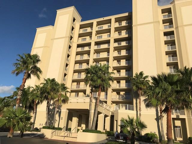 111 Hacienda #402, South Padre Island, TX 78597 (MLS #214374) :: The Ryan & Brian Real Estate Team
