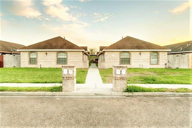 713 W Bronze Drive, Pharr, TX 78577 (MLS #214390) :: The Ryan & Brian Real Estate Team