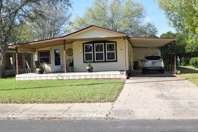 837 Santa Anna Drive #169, Alamo, TX 78516 (MLS #214537) :: Top Tier Real Estate Group