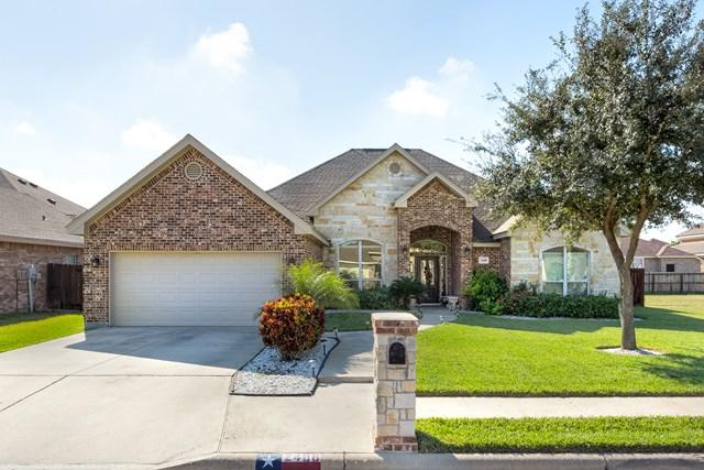 2408 Nicole Drive, Mission, TX 78572 (MLS #214574) :: The Deldi Ortegon Group and Keller Williams Realty RGV