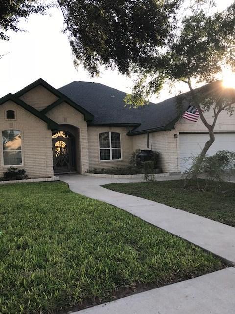 1708 Ebony Circle, Mission, TX 78572 (MLS #214626) :: Jinks Realty