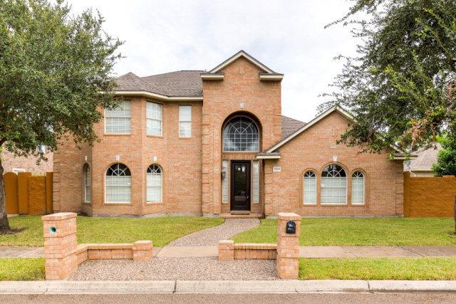 3303 Los Indios Parkway, Mission, TX 78572 (MLS #214749) :: Jinks Realty