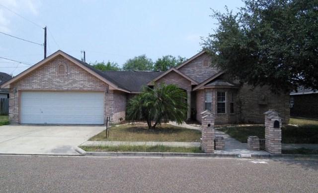 409 Crosswinds Circle, Weslaco, TX 78596 (MLS #214762) :: Jinks Realty