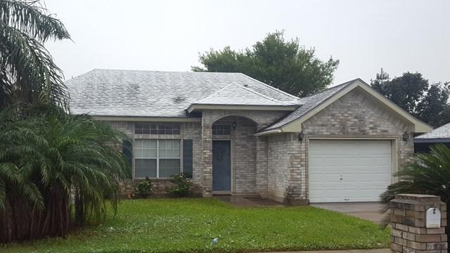 809 Hidden Trace, Weslaco, TX 78599 (MLS #214786) :: Top Tier Real Estate Group