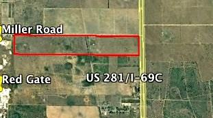 0 N Us Highway 281, Red Gate, TX 78541 (MLS #214816) :: Jinks Realty