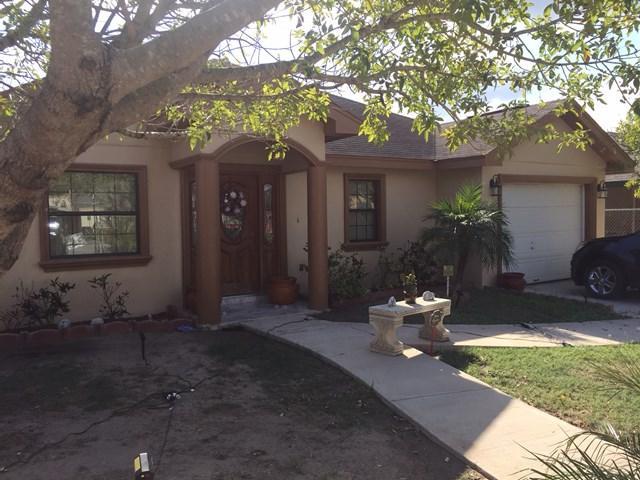 308 E 6th Street Lot 21, La Joya, TX 78560 (MLS #214817) :: The Ryan & Brian Real Estate Team