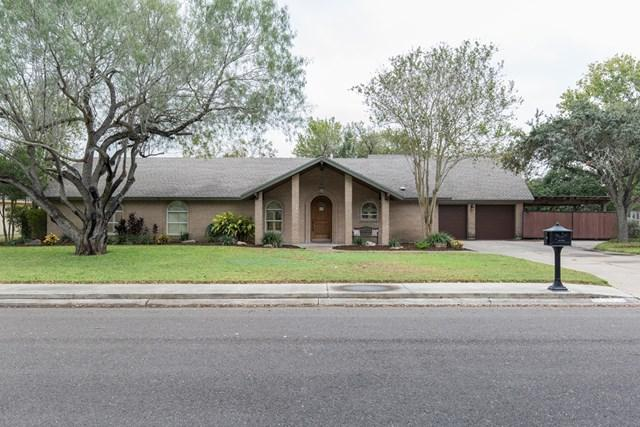 2517 Brentwood Drive, Mission, TX 78572 (MLS #214887) :: Top Tier Real Estate Group