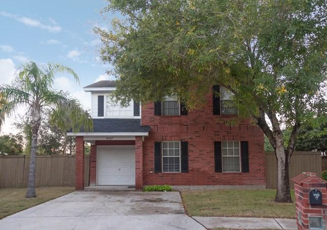 400 San Esteban Court, Mission, TX 78572 (MLS #214906) :: Top Tier Real Estate Group