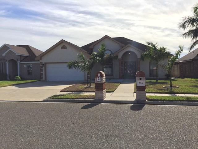 516 E Canela Avenue, Pharr, TX 78577 (MLS #214928) :: Top Tier Real Estate Group