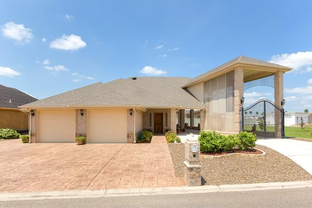 2117 Hole in One Drive, Palmview, TX 78572 (MLS #214937) :: The Ryan & Brian Team of Experts Advisors