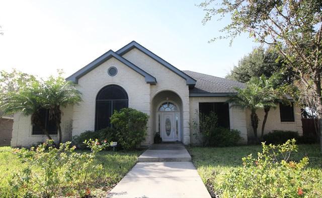1802 Fair Oaks Drive, Mission, TX 78574 (MLS #214958) :: The Ryan & Brian Team of Experts Advisors