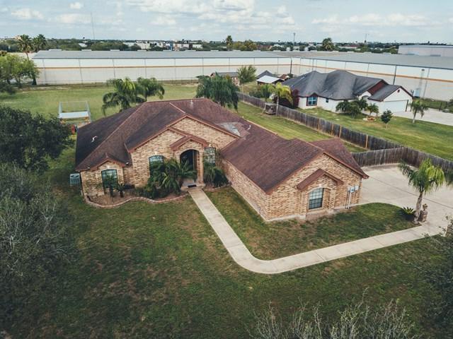 1119 W Owassa Road, Edinburg, TX 78539 (MLS #215007) :: Top Tier Real Estate Group