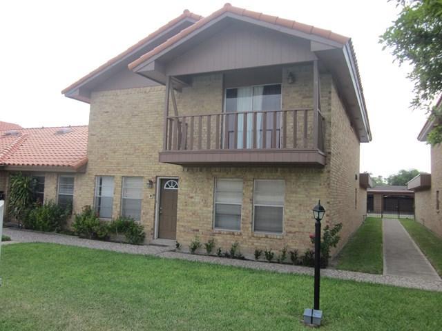 900 E Dallas Avenue C-9, Mcallen, TX 78501 (MLS #215096) :: Top Tier Real Estate Group