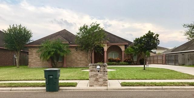 416 Martha Street, San Juan, TX 78589 (MLS #215250) :: The Deldi Ortegon Group and Keller Williams Realty RGV