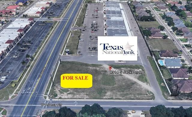 4914 S Jackson Road, Edinburg, TX 78539 (MLS #215320) :: The Lucas Sanchez Real Estate Team