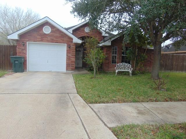 2606 Hibiscus Drive, San Juan, TX 78589 (MLS #215464) :: The Deldi Ortegon Group and Keller Williams Realty RGV