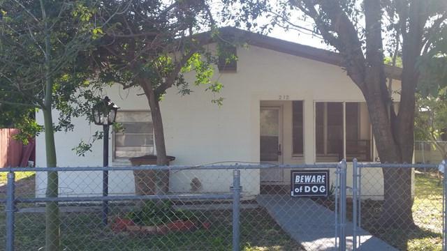 212 W Stubbs Street, Edinburg, TX 78539 (MLS #215480) :: The Lucas Sanchez Real Estate Team