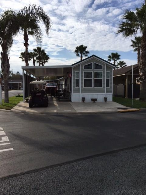 2030 Pineda East, Mercedes, TX 78570 (MLS #215550) :: The Ryan & Brian Real Estate Team