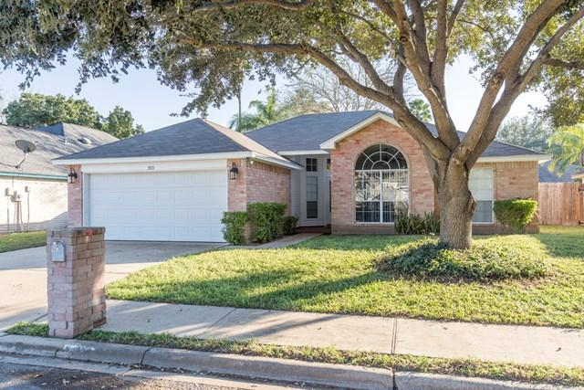 3913 Nightingale Avenue, Mcallen, TX 78504 (MLS #215656) :: Jinks Realty