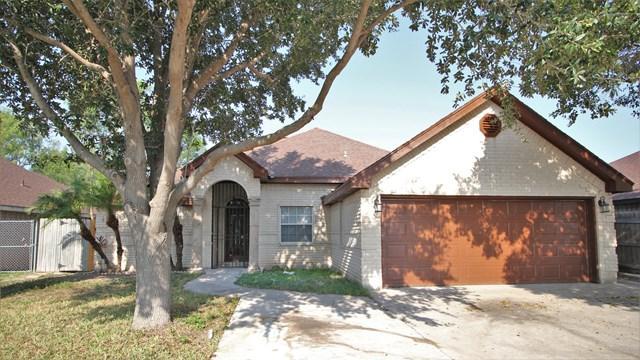 2701 Gardenia Drive, San Juan, TX 78589 (MLS #215667) :: The Deldi Ortegon Group and Keller Williams Realty RGV