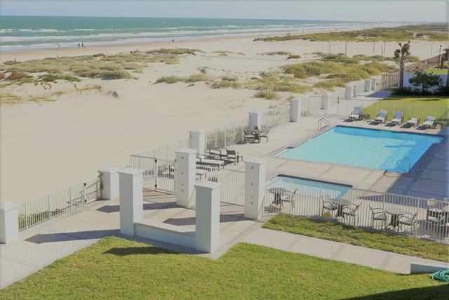 708 Padre Boulevard #110, South Padre Island, TX 78597 (MLS #215713) :: The Maggie Harris Team