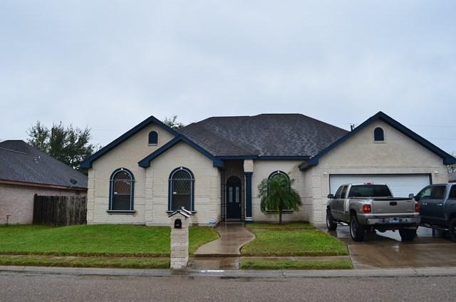 1309 Zarate Drive, San Juan, TX 78589 (MLS #215775) :: The Deldi Ortegon Group and Keller Williams Realty RGV