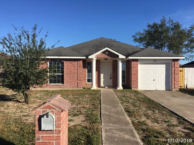 220 Vanilla Drive, Alamo, TX 78516 (MLS #215789) :: Jinks Realty