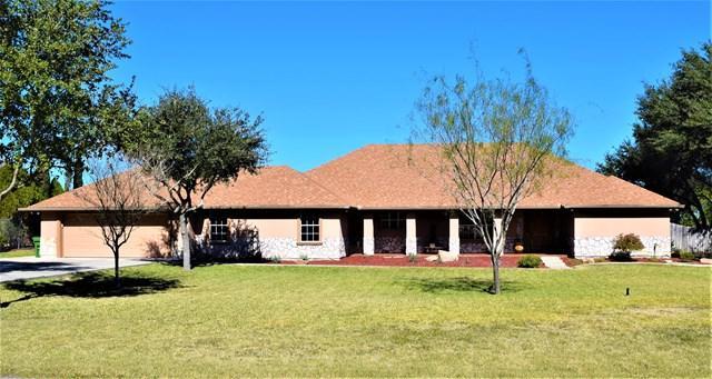 2405 Palm Hurst Drive, Palmhurst, TX 78573 (MLS #215810) :: The Deldi Ortegon Group and Keller Williams Realty RGV