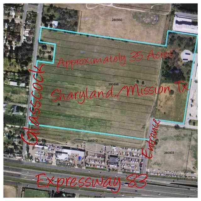 0000 N Expressway 83, Mission, TX 78572 (MLS #215812) :: Jinks Realty