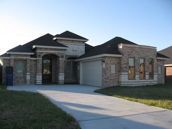 413 Jessica Street, Mercedes, TX 78570 (MLS #215835) :: Jinks Realty