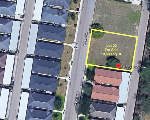 1920 Bahamas Drive, Edinburg, TX 78541 (MLS #215862) :: The Lucas Sanchez Real Estate Team