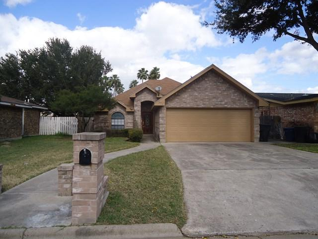 2424 Kerria Avenue, Mcallen, TX 78501 (MLS #215877) :: Jinks Realty