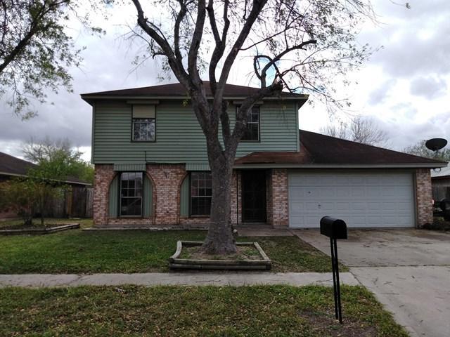 2001 W Arbor Street, Harlingen, TX 78550 (MLS #215889) :: The Deldi Ortegon Group and Keller Williams Realty RGV