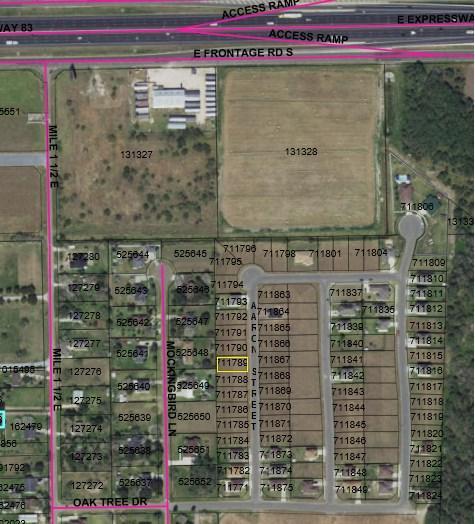 433 Aaron Street, Mercedes, TX 78570 (MLS #215891) :: The Deldi Ortegon Group and Keller Williams Realty RGV