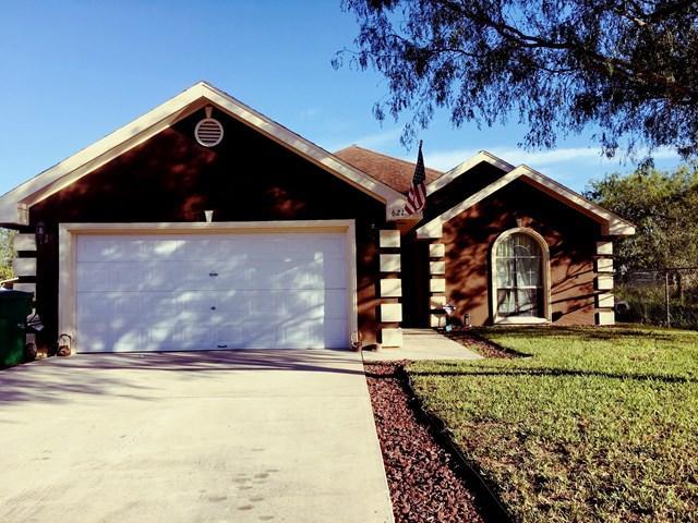621 E Rusty Drive, Pharr, TX 78577 (MLS #215907) :: Jinks Realty