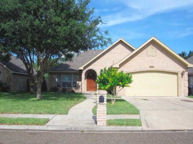7312 N 17th Street, Mcallen, TX 78504 (MLS #215938) :: Jinks Realty