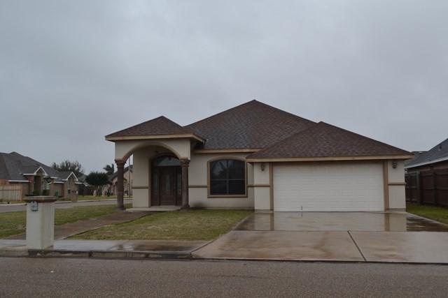 4117 N 42nd Street, Mcallen, TX 78501 (MLS #215967) :: Jinks Realty