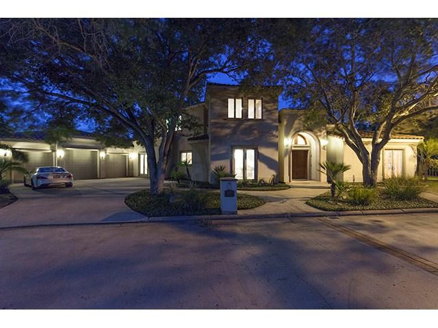 4017 Burns Court, Mcallen, TX 78503 (MLS #215978) :: Jinks Realty