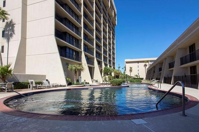 2100 Gulf Boulevard #206, South Padre Island, TX 78597 (MLS #215999) :: The Ryan & Brian Real Estate Team