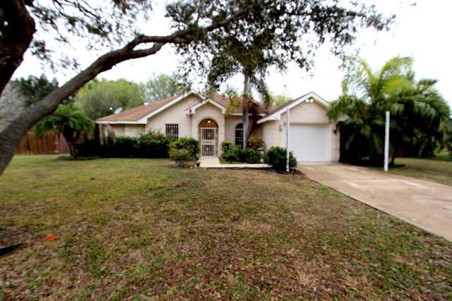 2818 Mi Tierra Drive, Weslaco, TX 78599 (MLS #216117) :: Berkshire Hathaway HomeServices RGV Realty