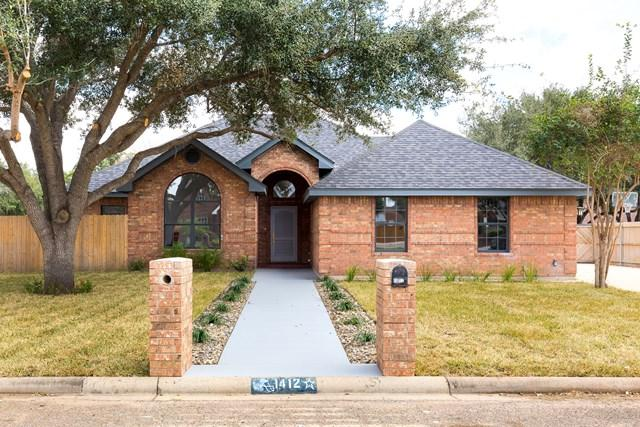 1412 Betty Drive, Mission, TX 76872 (MLS #216139) :: Jinks Realty