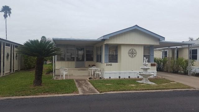 3141 San Jacinto Drive, Weslaco, TX 78596 (MLS #216442) :: The Ryan & Brian Real Estate Team
