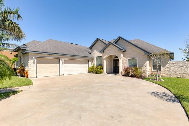 1911 Sebastian Drive, Mission, TX 78572 (MLS #216464) :: Top Tier Real Estate Group