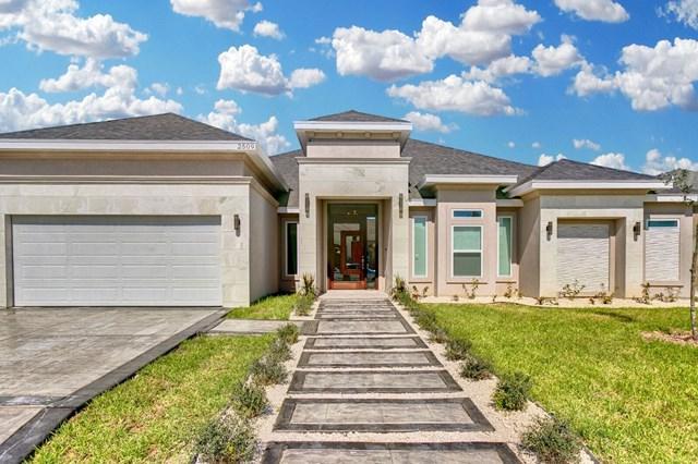 2509 Elbrus Avenue, Edinburg, TX 78539 (MLS #216468) :: The Ryan & Brian Real Estate Team