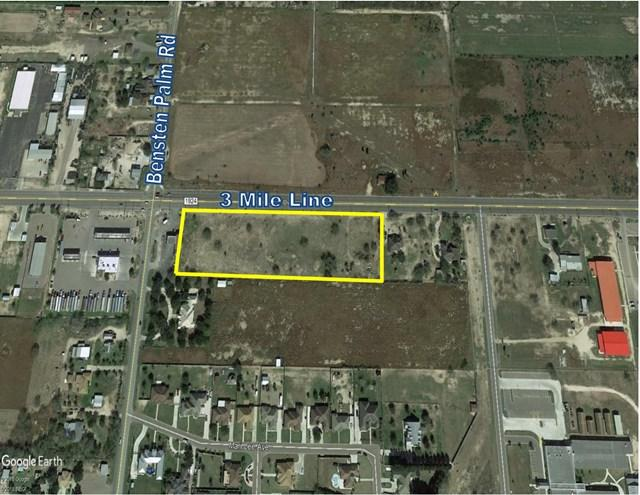 0 W Mile 3, Mission, TX 78574 (MLS #216499) :: Jinks Realty