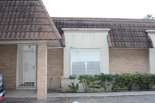 101 Yuma Avenue #34, Mcallen, TX 78503 (MLS #216503) :: Jinks Realty