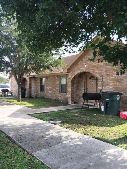 523 Perkins Avenue A & B, Mission, TX 78572 (MLS #216610) :: Top Tier Real Estate Group
