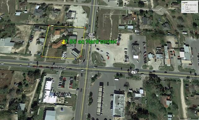 0000 N La Homa, Mission, TX 78572 (MLS #216649) :: HSRGV Group