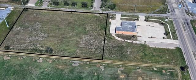 0 Russell Road, Edinburg, TX 78541 (MLS #216719) :: Top Tier Real Estate Group