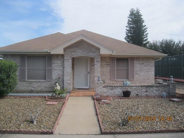 510 Taurus Street, Mission, TX 78572 (MLS #216731) :: The Ryan & Brian Real Estate Team